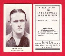Middlesbrough Charles Ferguson